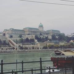 Budapest overcast #danube