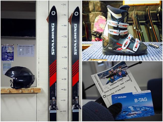 mount buller ski preparation
