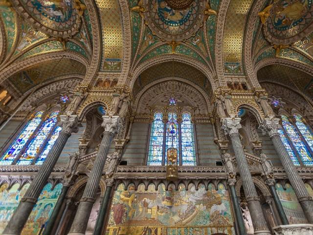 basilica fourviere obiective turistice lyon 4