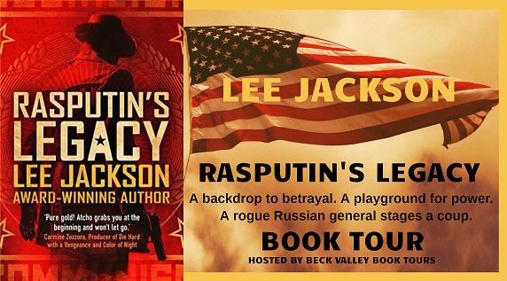 📖 Novel of the Week: Rasputin's Legacy by Lee Jackson