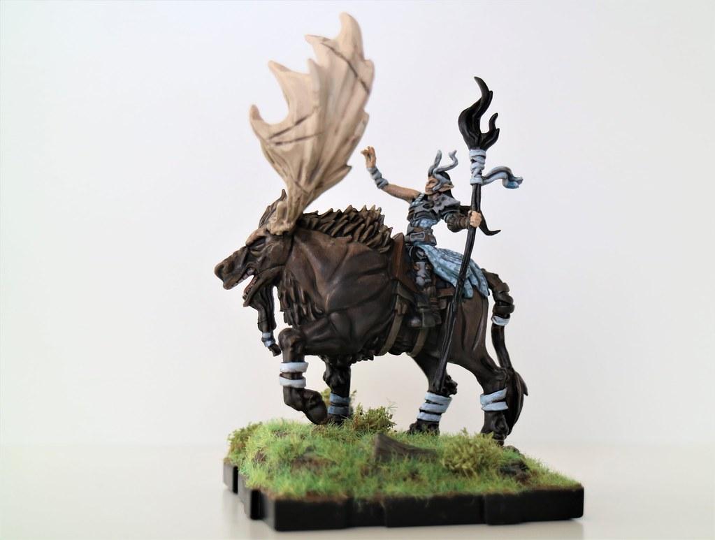 Runewars MIniatures Moose Side