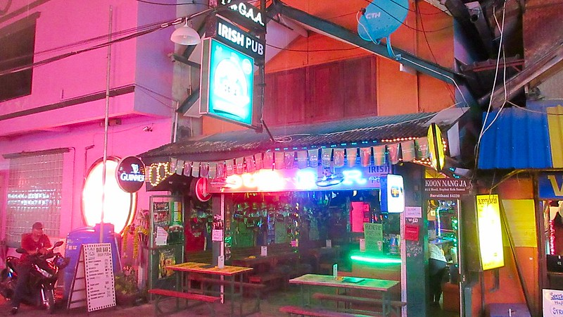 Koh Samui excellent sports bars