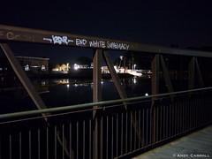 London St. bridge, after Solidarity Weekend