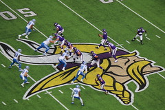 48. Vikings game