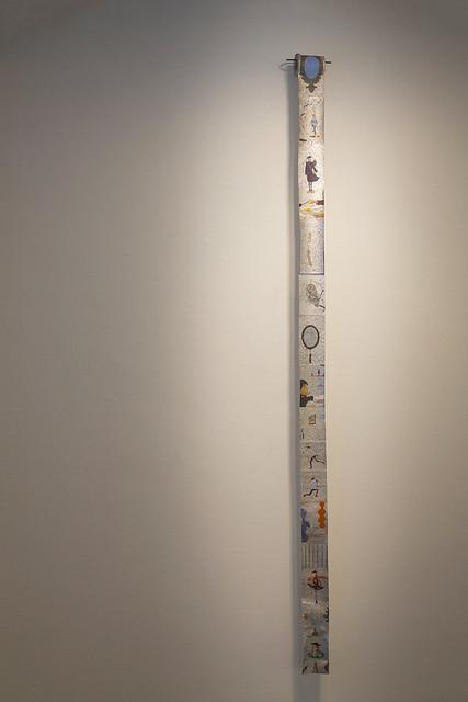 3. Taitelijan huone Taiteilija pyyhkii oman pyllynsä taiteellaancopy