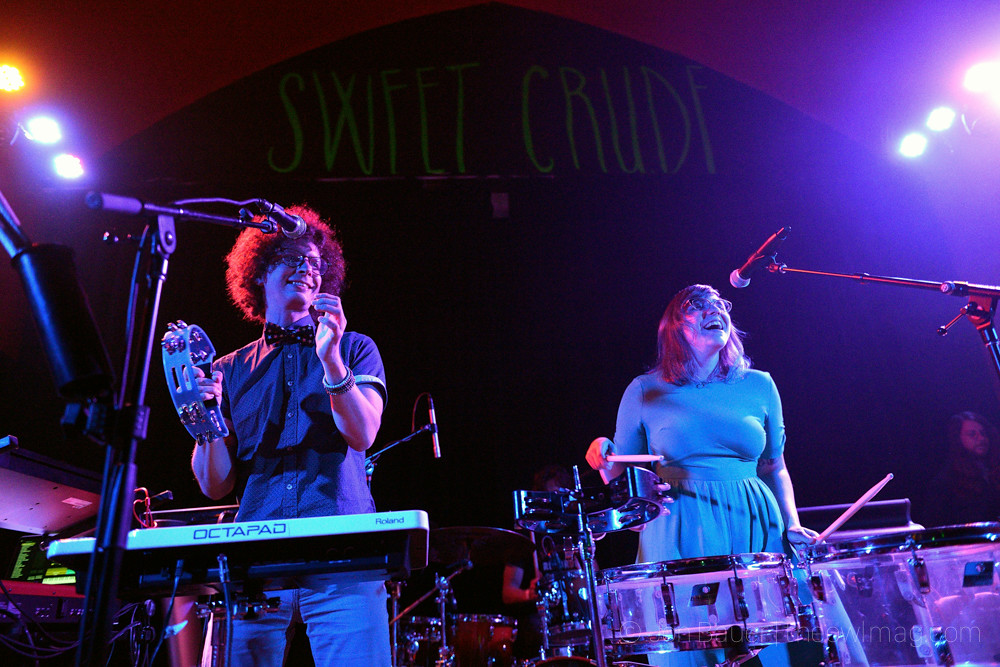 Sweet Crude @ The Chapel, SF