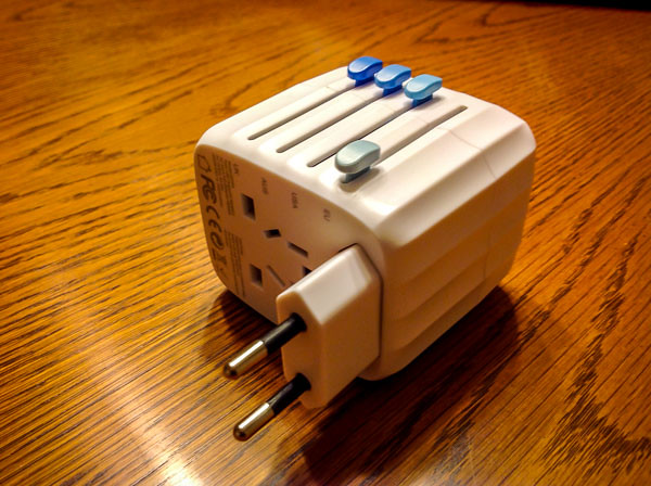 Travel Accessories Passport Global Travel Adapter