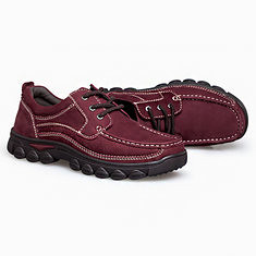 US Size 6.5-12 Men Leather Wear Resistant Business Casual Lace Up Oxfords (1111716) #Banggood