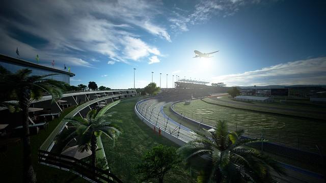 Gran Turismo Sport - Blue Moon bay Speedway