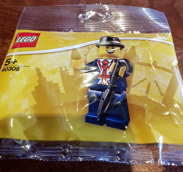 40308 Lego Lester