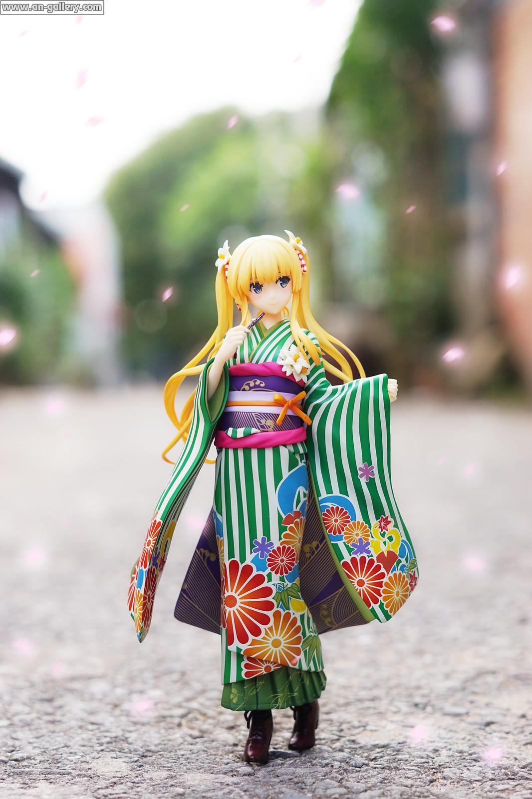 Eriri spencer sawamura – kimono – aniplex