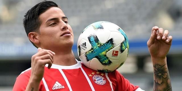 James Rodriguez Akan Berpindah Ke MLS Di Bulan Januari ?