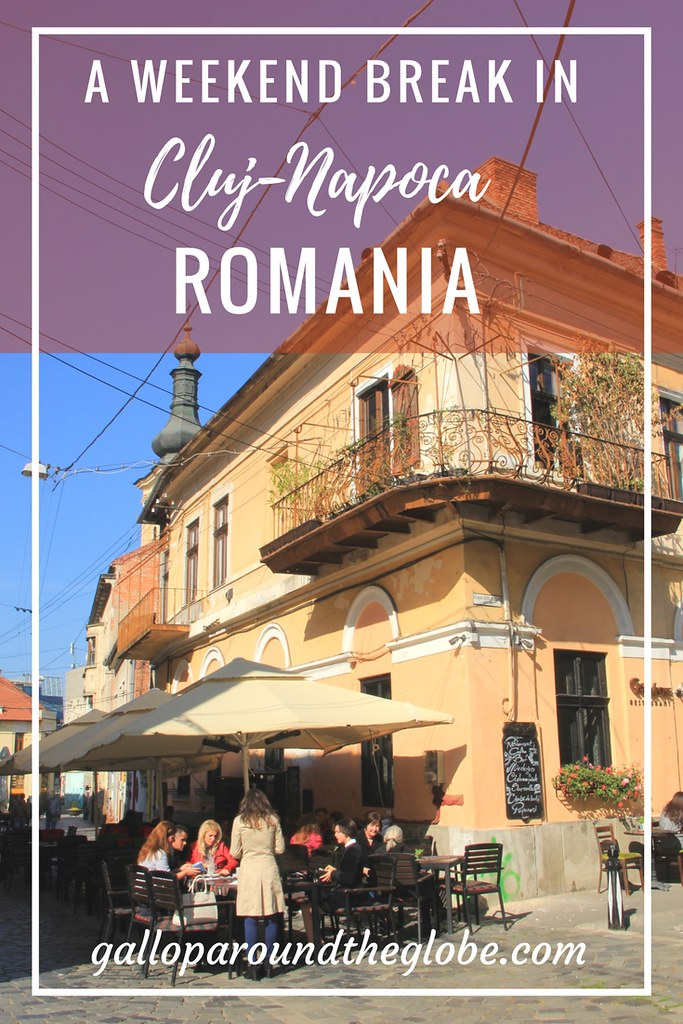 A weekend break in Cluj-Napoca