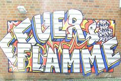 Schanzenviertel Hamburg city Feuer und Flamme für den Staat