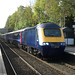 Off lease GWR HST at Barnt Green