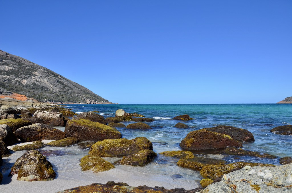 Tasmania:  Wineglass Bay