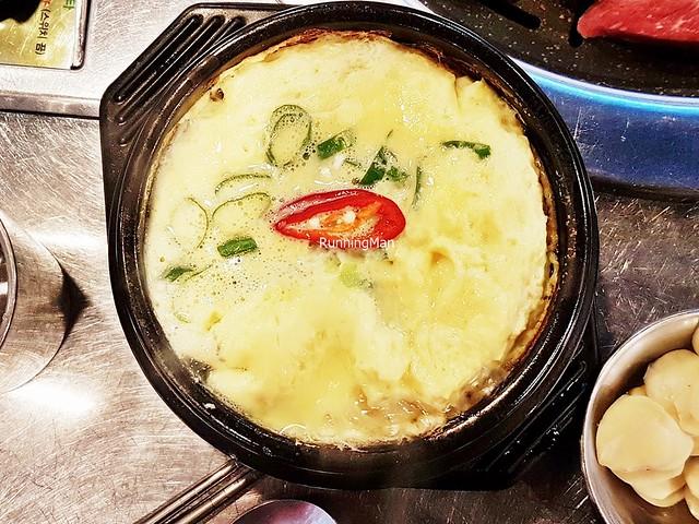 Ttukbaegi Gyeran Jjim / Steamed Egg In Pot