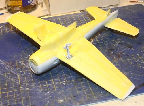 """Grumman F6F-3 Hellcat, """"Vit 19 Vraciu"""", Eduard 1/48 - Sida 2 37617740232_546e9fd906"""