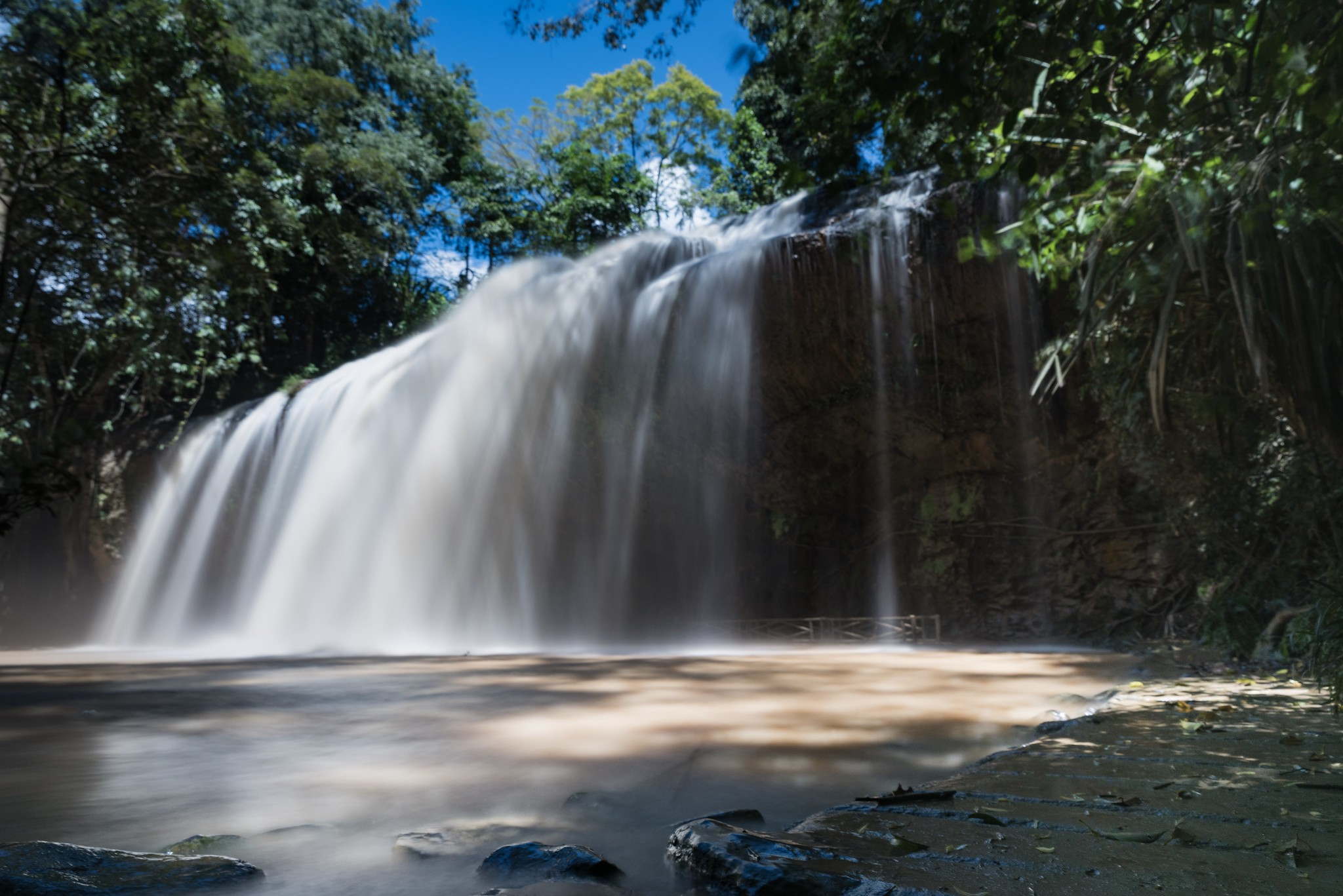 Visitar catarata Prenn en Dalat, vietnam