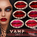 *Birth* Penelope Lips - Vamp Set 1