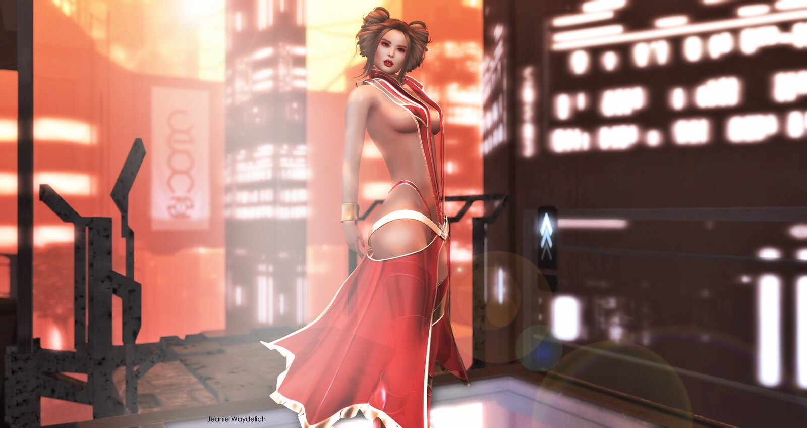 LOTD 888 - Red & Hot