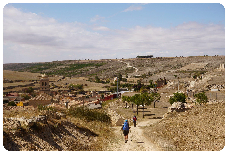 camino de santiago hontanas