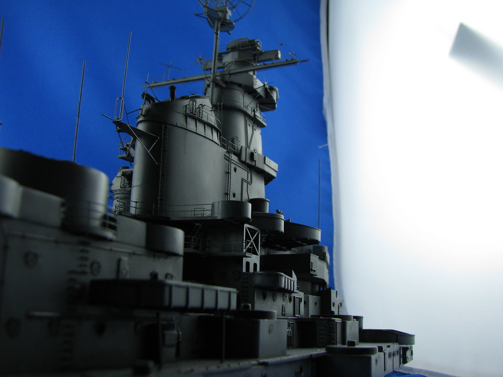 The Ship Model Forum • View topic - USS Missouri 1/200