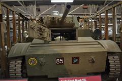 Light Tank Mark VII - Tetrarch - Britain's First Airbourne Tank.