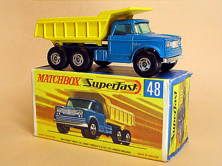 Camião Dodge (Matchbox 48)