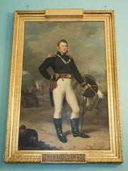 Alexander Macomb Painting (1815) by Samuel Lovett Waldo, New York City Hall, Lower Manhattan, New York City