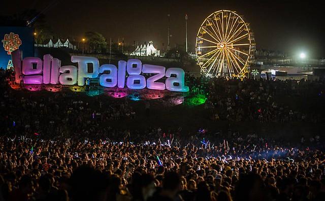 Lollapalooza - Dayse