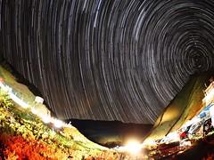 2017 Taiwan星軌與流星