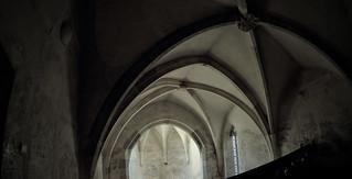 Hunyad Castle Chapel -  Hunedoara - Transylvania