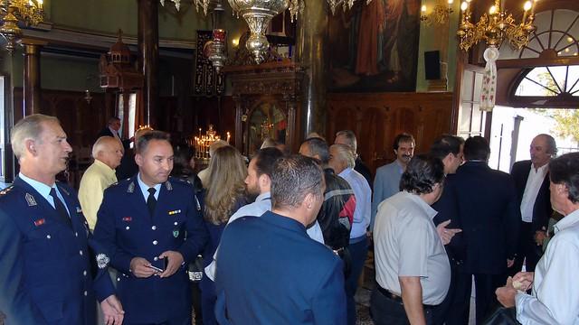 Ημέρα Αστυνομίας, Λευκάδα