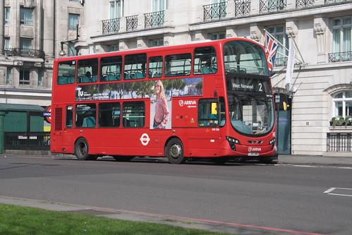Arriva London DW336 LJ60AWW
