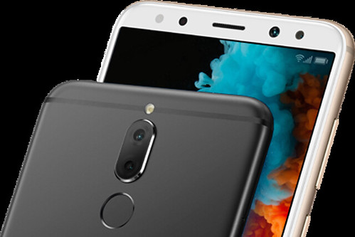 Huawei Nova 2i - first smartphone with 4 camera for Bokeh