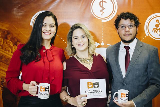 Diálogos Jurídicos com Évila Carrera