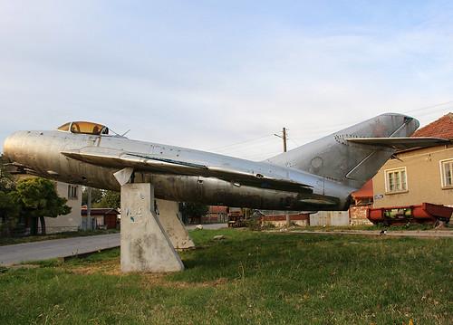 90 MiG-17 Gorsko Silvovo 22-10-17