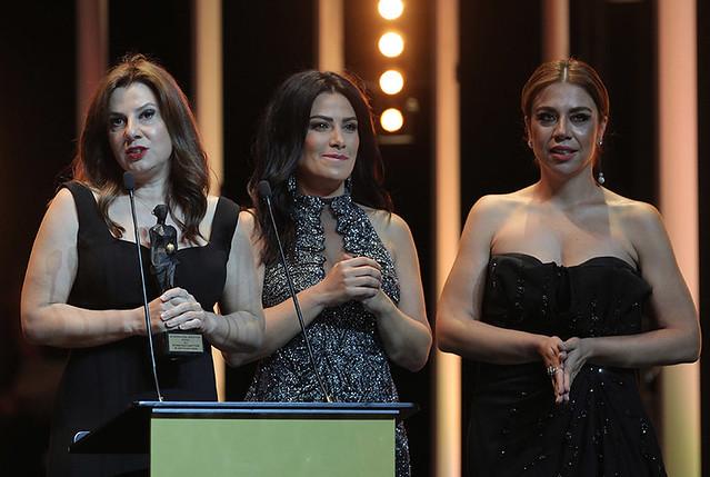 Dr. Avni Tolunay İzleyici Ödülü 'The Guest' (Misafir) filmine verildi.