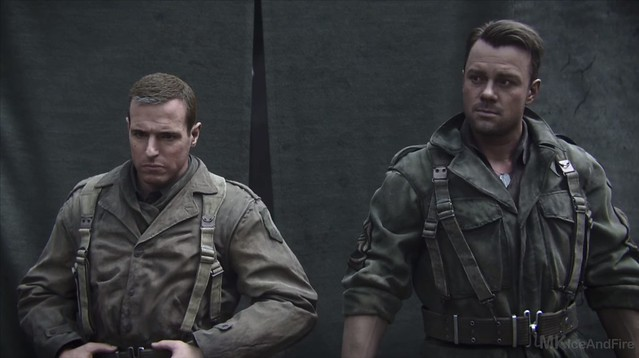 Call of Duty WW2 - Pierson and Turner