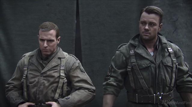 Call of Duty WW2 - Pierson a Turner