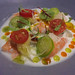 DURITO  Shrimp Durito with its marinade. por Travel Musings