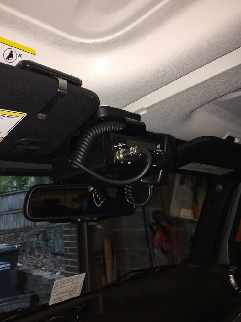 Recommendations On Where To Mount A Cb Radio Jeep Wrangler Forum Wiring Tj Suggestions This Image Has Been Resized Click Bar View The Full