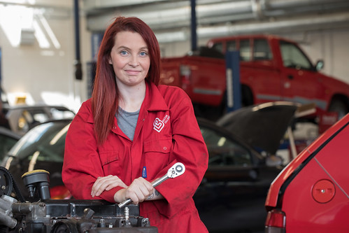 Sophie Rawson - Vehicle Maintenance & Repair