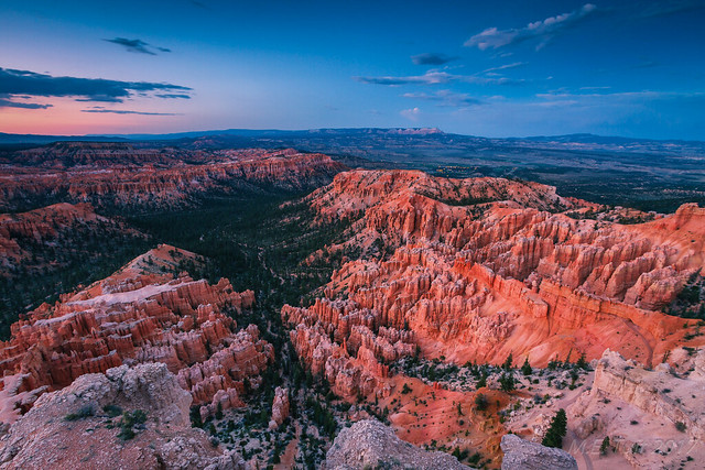 Twilight @ Bryce Canyon