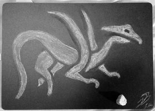 The Uffington White Dragon