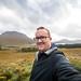 Selfie @ Loch Tullla - Scottish Highlands by Dan Fegent