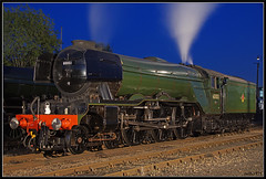 The Flying Scotsman And Tornado Timeline Event 1