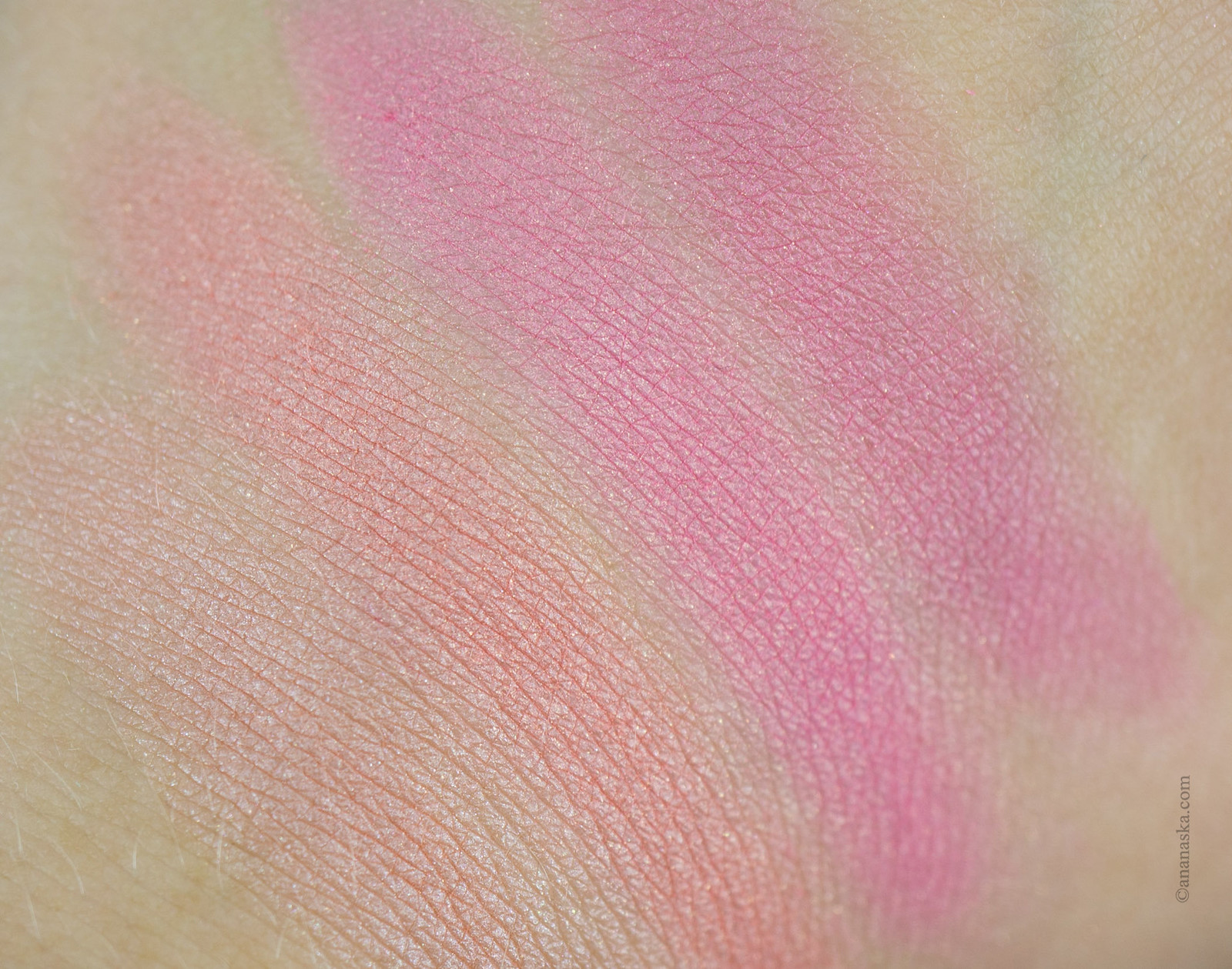 PUPA Like a Doll Luminys Blush: 200, 300, 302, 102