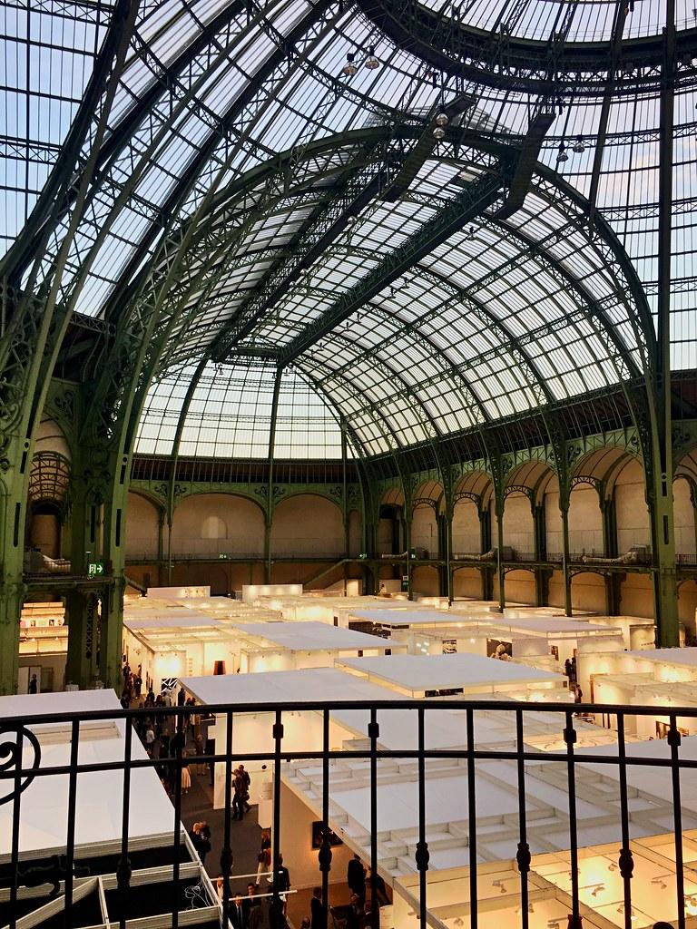 Grand Palais - FIAC 2017